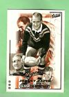 2002 ST GEORGE DRAGONS RUGBY LEAGUE LEGEND CARD - LC1 JOHNNY RAPER