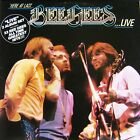 THE BEE GEES-Here At Last-Live-2 x LP-1977 RSO Australian issue-G/Fold-2658 120