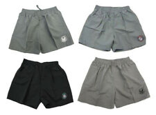 NEW Adult Mens Casual Training Running Jogging Gym Sport Microfibre Shorts S-3XL