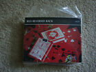 BICYCLE REVERSED BACK PLAYING CARDS - RED DECK 2ND GENERATION - MAGIC TRICKS