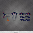 0523 Raleigh Road Ace Bicycle Stickers - Decals - Transfers