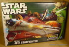 STAR WARS Obi-Wan Kenobi's Jedi Star fighter #2 Space Ship Vehicle MIB