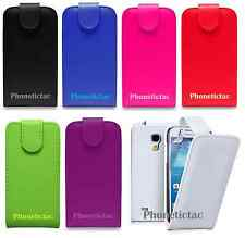Flip Leather Case Cover & Screen Guard For Various Samsung Galaxy Mobile Phones