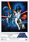 Star Wars: A New Hope (1977) - A1/A2 Poster **BUY ANY 2 AND GET 1 FREE OFFER**