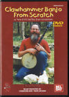 Clawhammer Banjo from Scratch Dan Levenson 2 DVD Set Learn How to Play 5-String