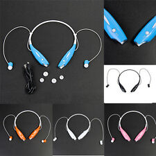 HBS-730 Casque Ecouteur Earphone Kit Mains Libres Stéréo Bluetooth Universel