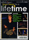 Tommy Igoe Great Hands for a Lifetime Drum Tuition DVD NEW SEALED inc Poster