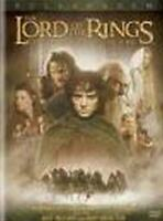 The Lord of the Rings: The Fellowship of the Ring (DVD, 2002, 2-Disc Set) - NEW