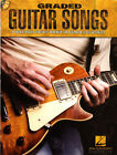 Graded Guitar Songs TAB Book with CD 8 Rock Classics for Beginner RGT Grades 1-3