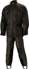AS-3000 Aston Rain Suit , Size: Md, Distinct Name: Black, Gender: AS3000BLK02MD