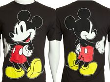 DISNEY Men T-Shirt MICKEY MOUSE Disneyland FRONT BACK World Store Neff S-3XL $30