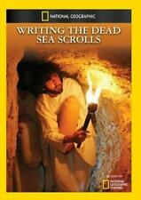 WRITING THE DEAD SEA SCROLLS [REGION 1] NEW DVD