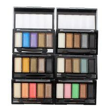 Hot 5 Color Cosmetic Matte Eyeshadow Eye Shadow Makeup Palette Shimmer Set G11