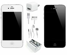 "Apple iPhone 4S A1387 3.5"" Retina 16GB 3G GSM UNLOCKED Cell Phone"