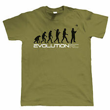 Evolution of RC Mens Radio Control Helicopter T Shirt