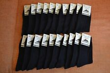 100% cotton casual  socks with elastic band,12 pair pack,Sock Size;7-12,5