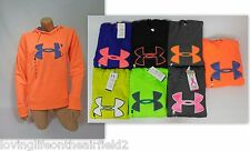 UNDER ARMOUR Storm Big Logo Coldgear Hoodie U Pick Size Color Women's NWT
