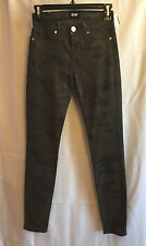 Hudson Jeans 'Nico' Mid Rise Skinny Stretch Jeans (Incognito Camo) $220