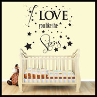 Nursery  Wall Stickers Quotes, Wall Decals, Wall Art, Graphics