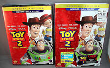 Disney*PIXAR's TOY STORY 2 SE (2010) Special Edition ~ NEW 2-Disc BLU-RAY+DVD