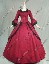 Marie Antoinette Colonial Georgian Period Dress Gown Theatre Quality Punk 143