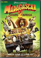 Madagascar: Escape 2 Africa (DVD ONLY NO CASE) Usually ships within 12 hours!!!
