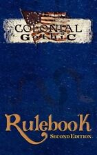 Colonial Gothic: Rulebook by Richard Iorio II (Hardback, 2012)