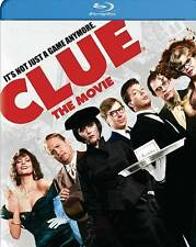 Clue: The Movie [Blu-ray], Excellent DVD