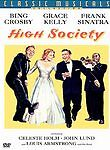 High Society (DVD, 2003, Widescreen) Musical Version of The Philadelphia Story