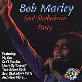 Soul Shakedown Party [1995] by Bob Marley (CD, Apr-2007, Prime Cuts)