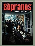 NEW The Sopranos - Complete Season 6 part 1 DVD, 2006 Sealed New