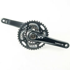 SHIMANO XT M782 10sp TRIPLE chainset > 40-30-22t > 170 o 175mm