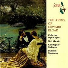 The Songs of Edward Elgar, New Music