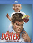 Dexter: The Complete Fourth Season 4 (Blu-ray, 2010) Usually ships in 12 hours!!