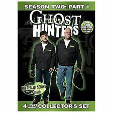 Ghost Hunters Season 2 - Part 1 (DVD, 2006, Collector's Edition)