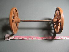PLAYMOBIL @@ ROUE diam 5.5 cm @@ CHARIOT @@ CALECHE @@ DILIGENCE @@ WESTERN @@