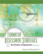 Formative Assessment Strategies for Every Classroom: An ASCD Action Tool, Susan