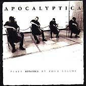 APOCALYPTICA Plays METALLICA By Four Cellos NEW SEALED CD Orig 1996 8 Tracks