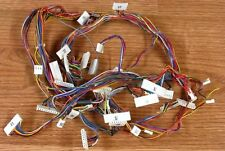 ICOM IC-751A PARTS: WIRING HARNESS with PLUGS & CONNECTORS