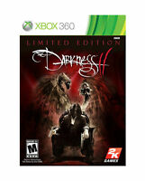 NEW The Darkness ll 2 Limited Edition for Xbox 360
