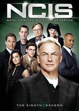 NCIS: EIGHTH SEASON (6DVDS, 2011, Paramount) NEW AND SEALED