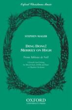 Ding Dong! Merrily on High by Oxford University Press (Sheet music, 2000)