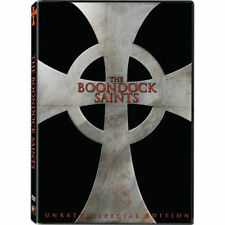 The Boondock Saints Unrated Special Edition brand new, free shipping
