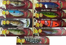 Strike pro buster jerk coulant pike lures 15cm 75g 7 couleurs pêche traine