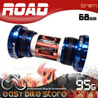 ROAD SRAM TK877TBT * TOKEN Titan Ceramic BB Bottom Bracket BLUE 68MM