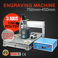 6040 CNC ROUTER ENGRAVER ENGRAVING MACHINE 3 AXIS CARVING ARTS MILLING GREAT