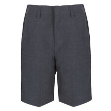 Boys Grey School Shorts Ages 5-6 Years, 6-7 Years, 7-8 Years, 6326