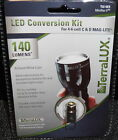 TERRALUX TLE6EX MAGLITE LED UPGRADE BULB 140 LUMENS 4 5 & 6 D CELL MAGLIGHT NEW
