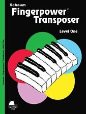 Fingerpower Transposer, Level One by Wesley Schaum (Paperback / softback, 2014)