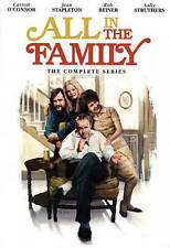 All in the Family - The Complete Series DVD (2012) Brand New 28-Disc Set